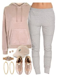 """Chic Bum"" by oh-aurora ❤ liked on Polyvore featuring Topshop, SELECTED, NIKE, UNIF, Lisa Stewart, Rolex and Tory Burch"