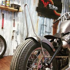 Win a DIY Sissy Bar Kit from TC. Bros
