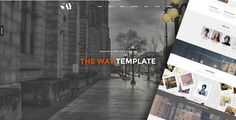 The Way - Creative OnePage & MultiPurpose WP Theme