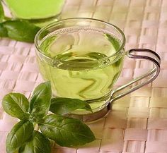 Green Tea - Can't live a day without it.