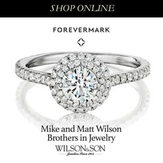 #forevermarkfriday #seizetheday Convince her your love is set in stone. #engagementring http://qoo.ly/7dxsf/0