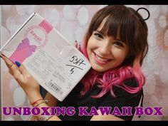 UNBOXING & GIVEAWAY KAWAII BOX - YouTube