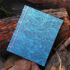 Make this gorgeous book using traditional basic stab binding techniques. Tutorial perfect for beginners.