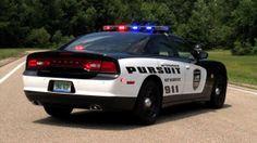 2014 Dodge Charger Pursuit - Police Vehicle | AutoMotoTV