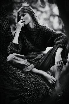 Magdalena Frackowiak - Mixte Fall/Winter 14.15 by Emma Tempest