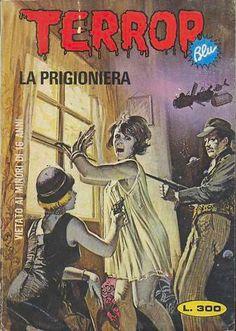 Terror Blu #37 - LA PRIGIONIERA
