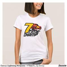 Cars 3 | Lightning McQueen - 7 Time Champ