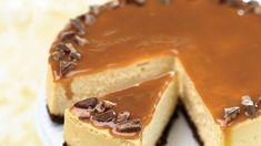 Toffee Crunch Caramel Cheesecake Recipe | Bon Appetit