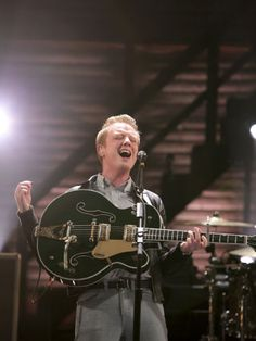 """Alex Trimble Of Two Door Cinema Club Belts Out """"Sleep Alone"""""""
