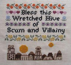 awesome cross stitch