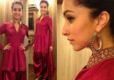 A look at Shraddha Kapoor's 'Ek Villain' promotion outfits (see pics)