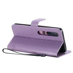 Embossing Butterfly Tree Leather Wallet Case for Xiaomi Mi 10 / Mi 10 Pro 5G - Violet guuds.com wholesale dropshipping #Guuds #xiaomi #Mi10 #Mi10T #Mi10Pro #Mi10TPro Butterfly Tree, Magnetic Lock, Tree Patterns, Game Changer, Retail Packaging, Leather Wallet, Tree Templates, Leather Wallets