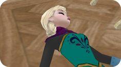 What happened with Elsa? Elsa & Anna of Arendelle Episode 28 - Frozen Pr...