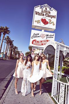See all the gorgeous wedding dresses and bridesmaid dresses in Missguided's bridal range Chapel Wedding, Wedding Bells, Wedding Pics, Dream Wedding, Wedding Ideas, Edgy Wedding, Perfect Wedding, Wedding Events, Little White Chapel