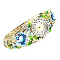 Fashion Cloisonne vintage cat eye stone butterfly women bangle... http://www.amazon.com/dp/B01DKIXS9I