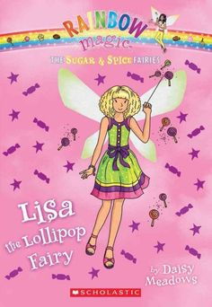 When the fairies discover that candy has lost its sweetness, Rachel and Kirsty are enlisted to help Lisa the lollipop fairy retrieve her magical charm from a thieving Jack Frost.
