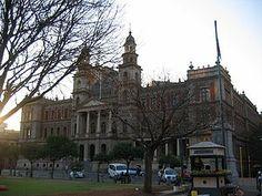Paleis van Justisie, Kerkplein, Pretoria