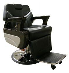 Presidential Barber Chair in Black