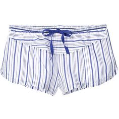 Victoria's Secret The Mayfair Short (€27) ❤ liked on Polyvore