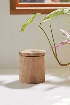 Medium Ceramic Canister | Urban Outfitters Canada