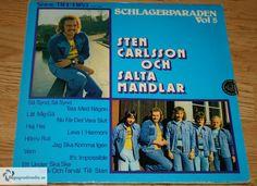 #Sten#Carlsson#Och#Salta#Mandlar#Vinyl