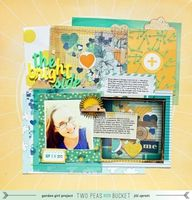 A Project by Jill Sprott from our Scrapbooking Gallery originally submitted 10/01/13 at 09:50 AM
