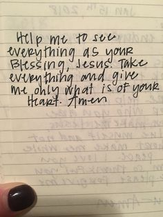 2018 prayer