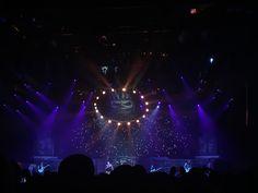 Iron Maiden Live, Concert, Concerts