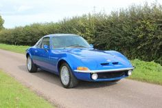 Opel GT - Stunning and cherished example SOLD (1970) on Car And ...