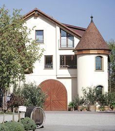 Lucashof, Weingut und Landhotel in Forst bei Deidesheim: Zimmer