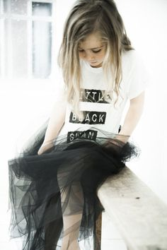 Little Black Swan - RAINE Rocking Ballerina's
