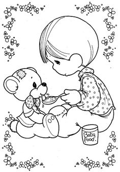 Kid and his pet coloring pages is part of Precious moments coloring pages - Disney Coloring Pages, Coloring Pages To Print, Coloring Book Pages, Printable Coloring Pages, Coloring Pages For Kids, Kids Coloring, Precious Moments Coloring Pages, Digi Stamps, Colorful Pictures