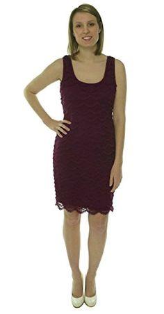 f32a8ed514 Guess Women s Lace Sleeveless Dress Wine 12 GUESS http   www.amazon.