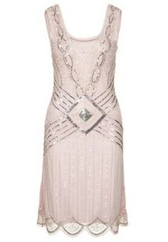 Pink Cocktail Dress Athena - Front