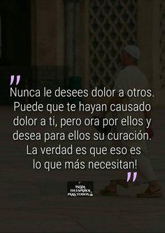 Islam, Ramadan, Spanish, Meditation, Iphone, Quotes, Truths, Amor, True Quotes