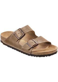 0103c505f7dc Birkenstock Sandal natur 0352203 Birkenstock Arizona Leather Tabacco Brown  - smal – Acorns Sokker I Sandaler
