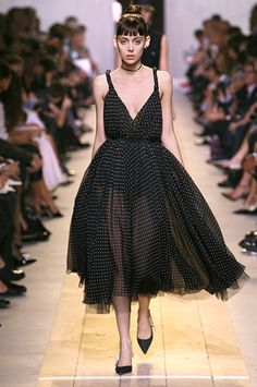 Silhouette_44 / Spring-Summer 2017 Ready-to-Wear Show / Ready-to-wear / Woman / Dior official website