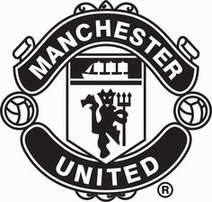Manchester United Logo Vector Logo2 การออกแบบรอยส ก แมนเชสเตอร ย ไนเต ด ฟ ตบอล