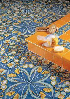 30 fantastiche immagini su ceramiche maioliche mosaici for Maioliche adesive