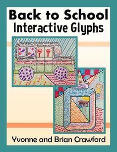 Back to School Interactive Glyphs$