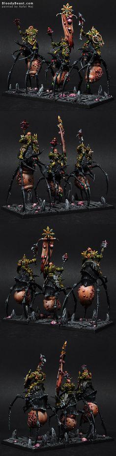 BloodyBeast.com: Skullcrushers of Nurgle