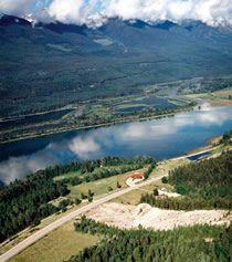 Columbia Valley B&B.  Golden, Canada