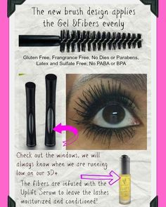 How can you not want this mascara  www.youniqueproducts.com/ellieholmes #younique #youniquemakeup #youniqueproducts #youniqueproducts #mascara #makeup #3d #fibre #lashes