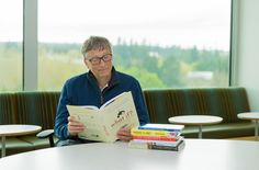 Bill Gates Summer Books