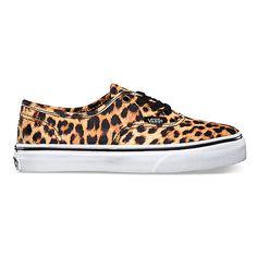 Girls Leopard Vans Vans Leopard 66b4d4c410