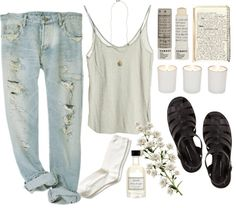 """""""Homeday"""" by kristyyw ❤ liked on Polyvore"""
