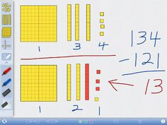Number Pieces, by the Math Learning Center ($0.00) Number Pieces helps students develop a deeper understanding of place value while building their computation skills with multi-digit numbers. Students use the number pieces to represent multi-digit numbers, regroup, add, subtract, multiply, and divide.
