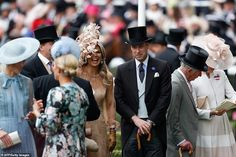 18 June 2019 - King Willem Alexander and Queen Maxima attend Royal Ascot Day in England together with the British Royal Family Royal Ascot, Duchess Of Cornwall, Duchess Of Cambridge, Utrecht, Kate Middleton, Royal Time, Kirsty Gallacher, Jodie Kidd, Kitty Spencer