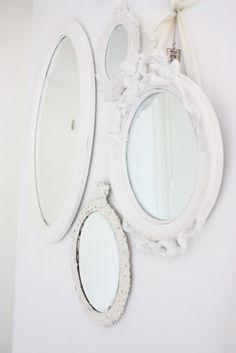 White - Home - Mirrors