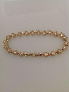 Tennis bracelet,gold bracelet,gold filled bracelet, bracelet for women gifts for,women's jewelry,birthday gift,gifts for girls,gold jewelry by PassionByMaya on Etsy
